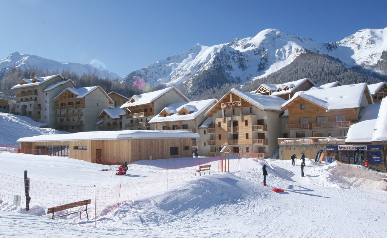 location appartement ski cgos